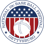 National Vintage Base Ball Festival Logo